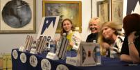 Susan Dennard, Kim Ligett, Erika Lewis, V E Schwab