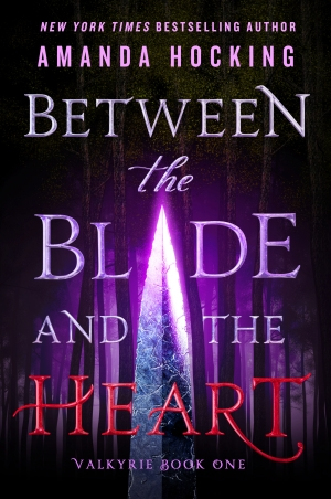 Cover Between the Blade and the Heart