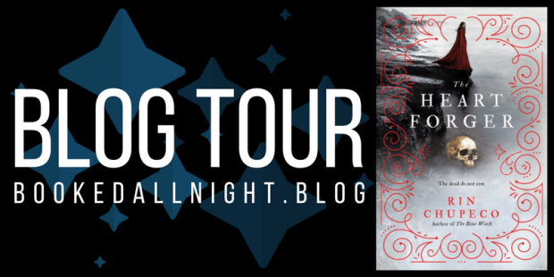 Heart Forger Blog Tour
