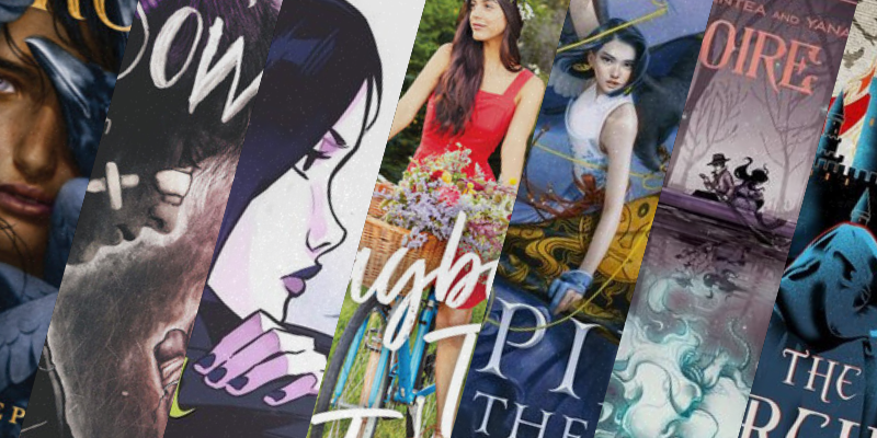 7 July 2019 YA Releases To Be Excited For