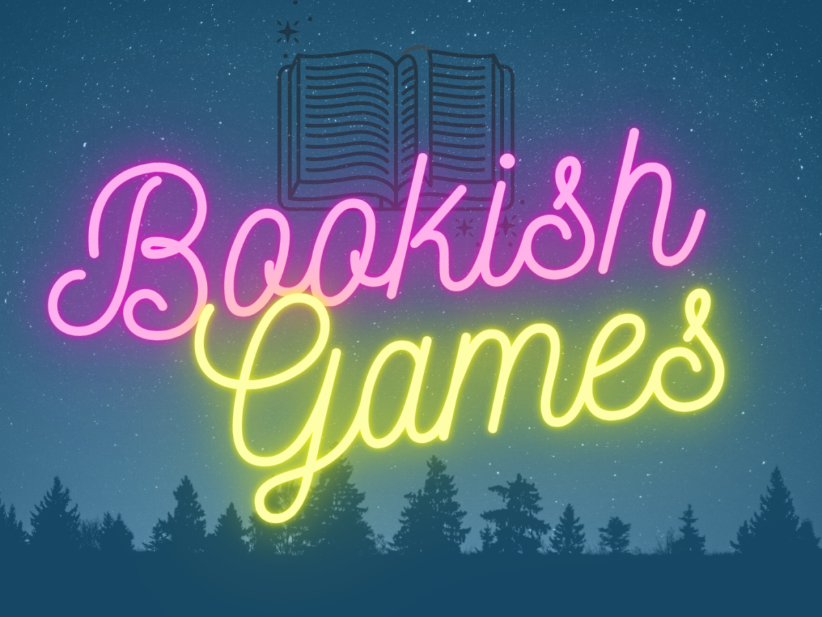 Booked All Night presents Bookish Games