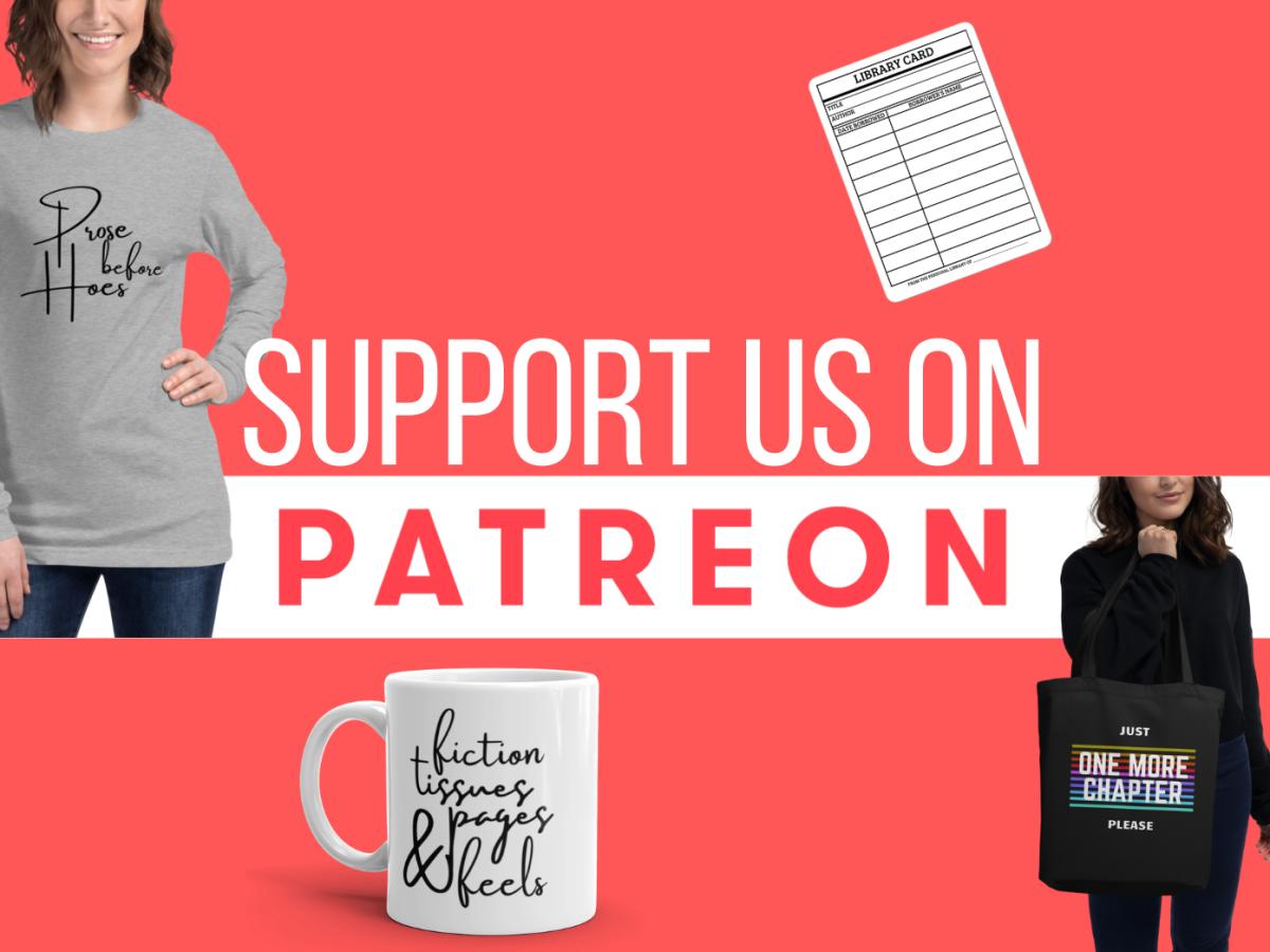 Patreon.com/BookedAllNight